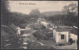 CPA - Pologne - Poland, SLOWIK, Pod Kielcami, Voyage 1916 -Kielce. - Polonia