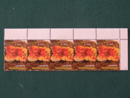Nicaragua 2017 MINT Stamp Food - Partially Double Perforation - Nicaragua