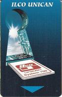 Ilco Unican Generic Hotel Room Key Card - Hotel Keycards