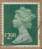 GB 2013 Machin £2 MA13 Good/fine Used [40/32511/ND] - 1952-.... (Elisabetta II)