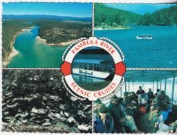 Pambula River Cruises, Pambula, New South Wales - With Message - Other