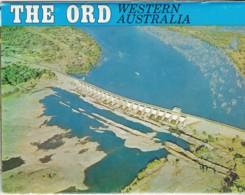 The Ord, Western Australia - 10 View Multiview Folder, Unused - Australia