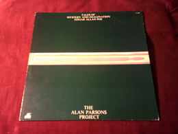 THE ALAN PARSONS PROJECT  ° TALES OF MYSTER AND IMAGINATION EDGAR ALLAN POE - Other - English Music