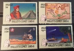 ANGUILLA  - MNH** - 1986 - # 669/672 - Anguilla (1968-...)