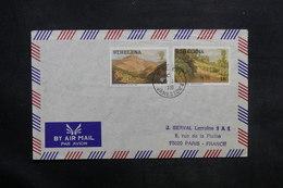 SAINTE HÉLÈNE - Enveloppe Pour La France En 1978 , Affranchissement Plaisant - L 35307 - Saint Helena Island