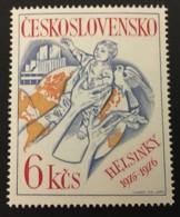 CZECHOSLOVAKIA  - MNH** - 1976 - # 2076A - Unused Stamps