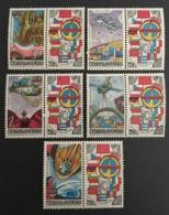 CZECHOSLOVAKIA  - MNH** - 1984 - # 2503/2507 - Unused Stamps