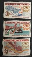 CZECHOSLOVAKIA  - MNH** - 1984 - # 2531/2533 - Unused Stamps