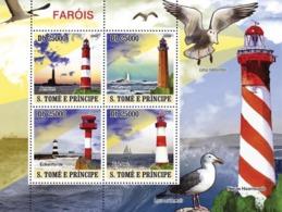 Sao Tome 2008  Lighthouses - Sao Tome And Principe