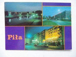 Pila   1986 Year  / Poland / - Polonia