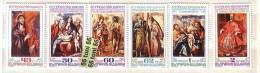 1991 Birth Anniv Of El Greco Painter  6v.- MNH  Bulgaria / Bulgarie - Bulgaria