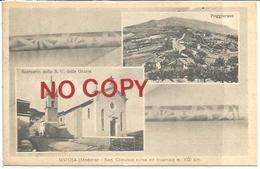 Sestola, Modena, 16.8.1937, Staz. Climatica Estiva Ed Invernale. - Modena