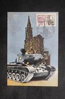 MILITARIA - Carte Postale - Guerre De 1939 /1945 - Libération De Strasbourg - A Voir - L 35359 - Guerra 1939-45