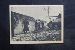 MILITARIA - Carte Postale - Progression De L 'infanterie Avec Appui De Char à Wittenheim - L 35372 - Weltkrieg 1939-45