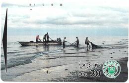 @+ EAU - Fishing - 30DHS - Emirats Arabes Unis