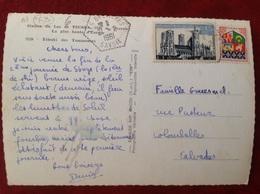 Tignes Téléski Des Tommeuses Cachet Les Brevieres - France