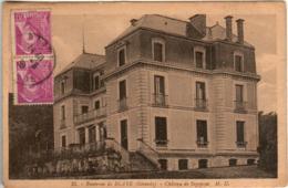 41thd 848 CPA - ENVIRONS DE BLAYE - CHATEAU DE SEGONZAC - Blaye