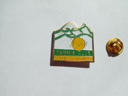 Beau Pin's , Tennis , Tennis Club De Saint Genès Champanelle , Puy De Dôme - Tennis