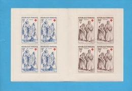 - Carnet CROIX ROUGE 1957 -  N° 2006 - Croce Rossa