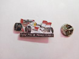 Beau Pin's , Auto F1 , Formule 1 , Grand Prix De Monaco 1991 ; Tabac Marlboro - F1