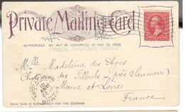 19918 - PRIVATE MAILING CARD - FORT POINT - Vereinigte Staaten
