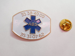 Beau Pin's ,  Médical , SAMU , Ambulances ABS , Seine Maritime - Geneeskunde