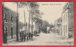 Marloie - Route De Rochefort - 19?? ( Voir Verso ) - Marche-en-Famenne