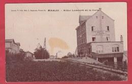 Marloie - Hôtel Lambert Et La Gare - 190?  ( Voir Verso ) - Marche-en-Famenne