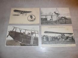 Beau Lot De 20 Cartes Postales D' Aviation  Avion  Pilote    Mooi Lot Van 20 Postkaarten  Vliegtuig  Piloot  - 20 Scans - Cartes Postales