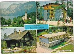 Bohinj: VW 1200 KÄFER/COX, Hotel - ZASTAVA 1300, 600, Dependansa - Dom 'Stane Zagar' - (Slovenia, YU.) - Toerisme
