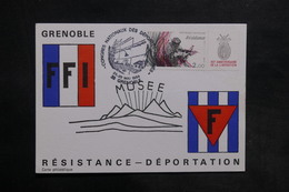 MILITARIA - Carte Postale - FFI Grenoble - L 35438 - War 1939-45