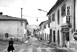 [MD3679] CPM - STRADA IN CHIANTI (FIRENZE) - VIALE MAZZINI - ANIMATA - BAR TABACCHI - Viaggiata 1967 - Firenze