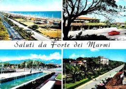[MD3680] CPM - FORTE DEI MARMI (LUCCA) - SALUTI DA - Viaggiata 1967 - Italia