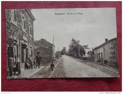 STOUMONT  -  Entrée Du Village   - - Stoumont