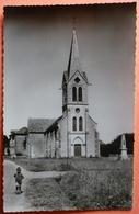 CARTE BRAZEY EN MORVAN - 21 - PLACE DE L' EGLISE - SCAN RECTO/VERSO -11 - Autres Communes