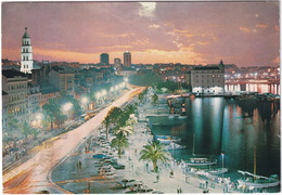 Split: RENAULT DAUPHINE, OLDSMOBILE 98 '59, ZASTAVA 600, VW 1200, OPEL REKORD P1 - Boats - (Croatia, YU.) - Toerisme