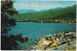 Opatija: OPEL REKORD P2, VW T1-BUS, 1200 KÄFER/COX, SKODA OCTAVIA - CAMPING - (Croatia, YU.) - Toerisme