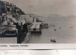 Napoli -  Panorama  Posilippo. - Napoli