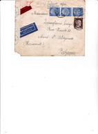 Enveloppe.Guerre.1942.Allemagne.Belgique.Berlin.Mont Sainte Aldegonde.Obliteration - Documents Historiques