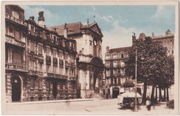 54. NANCY. La Place Saint-Jean Et Le Temple Protestant. 16 - Nancy