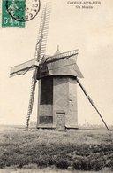 80 CAYEUX Sur MER ( Somme )     Un Moulin . - Cayeux Sur Mer