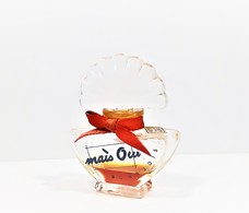 Miniatures De Parfum  FLACON  MAIS OUI  De  BOURJOIS  7.5 Ml - Modern Miniatures (from 1961)