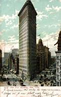 FLAT IRON BUILDING - NEW YORK - New York City