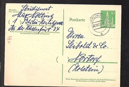 1957 Michel P36 BERLIIN-GEL 1  > Seibold Nortorf  (193) - [5] Berlin