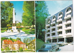 Rogaska Slatina: MORRIS 1300, NSU PRINZ 1000, ZASTAVA 1100 - (Slovenia, YU.) - Toerisme
