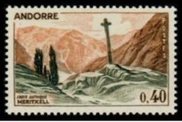 TIMBRE ANDORRE.FR - 1961 - NR 159A - NEUF - Ongebruikt
