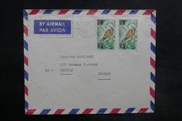 LIBAN - Affranchissement De Beyrouth Sur Enveloppe Commerciale Pour La France En 1972 - L 35478 - Lebanon
