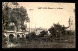 55 - SAUVIGNY - LE PONT  - SANS EDITEUR - Autres Communes