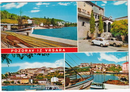Vrsara: FIAT-ZASTAVA 600, 1100 R - Boats - (Croatia, YU.) - Toerisme