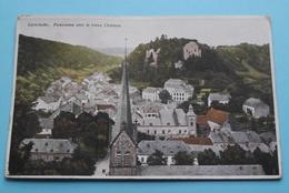 Panorama Avec Le Vieux Château ( W Capus N° 1 ) Anno 1939 ( Voir/see Photo ) ! - Larochette